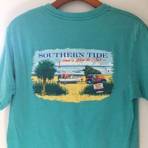 southern tide tshirt